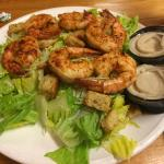 Shrimp Caesar Salad