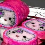 Zdjęcie Cafe Floresta Hello Kitty