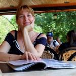 Это наше любимое кафе, когда мы отдыхаем на Кавказе заходим туда!Это стало семейной традицией!Пр
