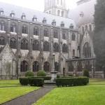 abbaye bénédictine Maredsous