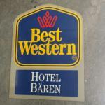 Приятный современный отель в центре Берна.