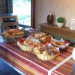 Buffet viennoiseries