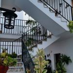 Escaleras del patio