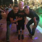 Jack with Ruslan & Egor