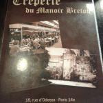 Foto de Creperie Manoir Breton