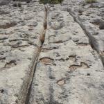 Schleifspuren bei Naxxar