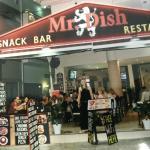 Mr. Dish Foto