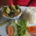 Fantastic Thai food and first class service! Highly recommended! Very friendly pub proprietor to