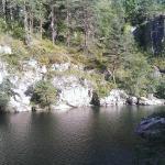 Le Tarn au camping
