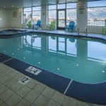 Only hotel in Seward with an indoor swimming pool.