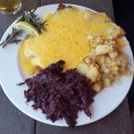 Camerbert Schnitzel