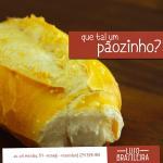 Pãozinho Francês Mais Famoso da cidade!