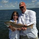 My Granddaughters first Red