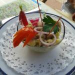 Salade fécampoise