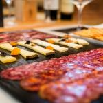 Iberico Ham tasting menu for 2 persons