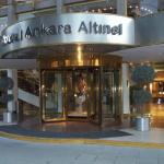 Hotel Etap Altinel,Ankara,Turquia.