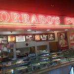 Corrados Pizza found in the food court