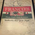 Bild från Franco's Pizza
