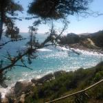 Playa cercana en Algarrobo.