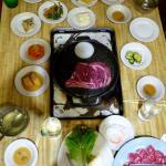 Steak Kobe style