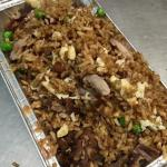 Duck fried rice. No 19B