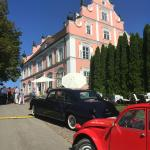 Schloss Freudental – Auffahrt