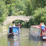 Les bords du canal de l'Avon