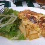 Tortilla portuguesa