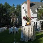 The Inn ready for 2015 Farm dinner