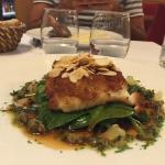 Secondo piatto di pesce