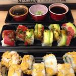 Muy buenos los sushi espectacular😀😀