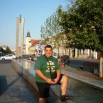 Unirii Square in Cluj