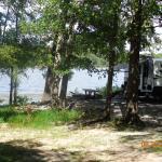 Our site in the Black Oak Loop