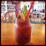 Bloody Marys- With Bacon!!!