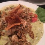 Chicken Basil Thai Curry