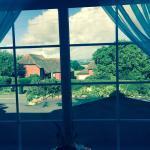 View from ground floor bedroom