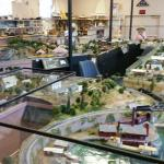 Geographical Overview and Model Train Exhibit