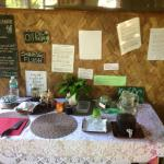 Bahay Kalipay _ morning cleansing routine table