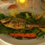 Skaros Fish Restaurant Foto