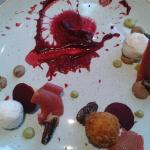 the amazing beetroot explosion !