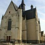 The Collegiate Church of St John the Baptist