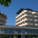 l' hotel dal lungo mare Deledda-