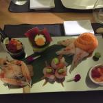 Brilliant Japanese food at Puro Polignano