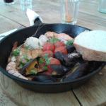 Fishy pan