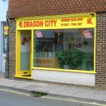 Dragon City Chinese Takeaway, Canterbury
