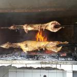 Restaurant Mamut Kastel Luksic