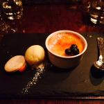 The perfect creme brulee