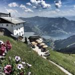 Views from around Zell am See