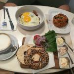 Amazing Western breakfast