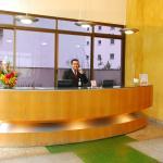 Recepção Hotel